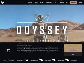 Elite:Dangerous 公式サイト