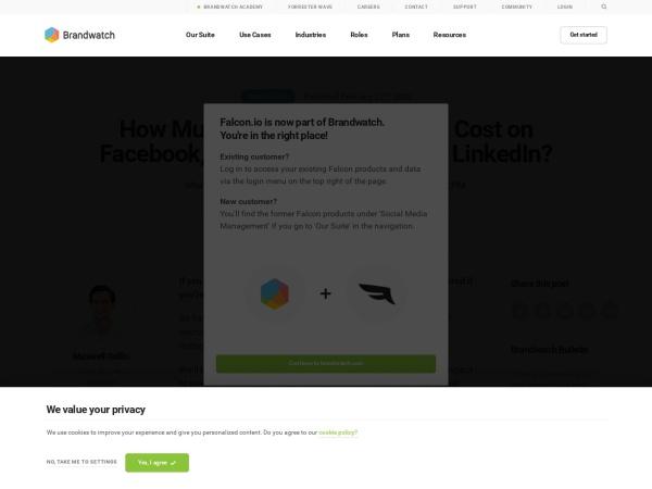 digitalmarketingguide - Socialmedia Werbekosten im Vergleich