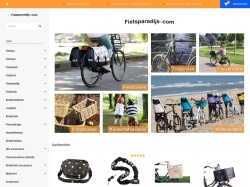 Fietsparadijs voor alles dat maar met de fiets te maken heeft!