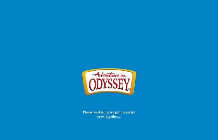 Screenshot of www.focusonthefamily.com