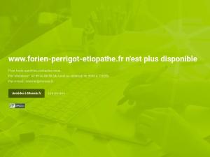 FORIEN-PERRIGOT CHARLOTTE