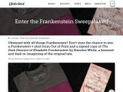 https://www.getunderlined.com/perks/enter-the-frankenstein-sweepstakes/