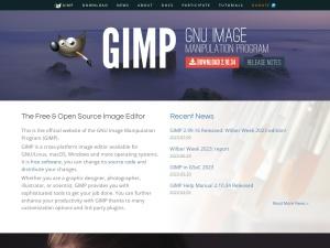 https://www.gimp.org