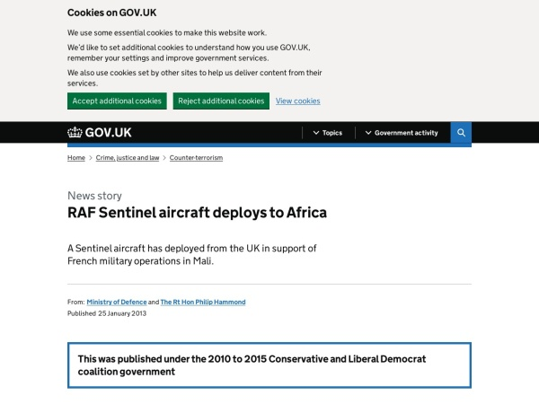 https://www.gov.uk/government/news/raf-sentinel-aircraft-deploys-to-africa