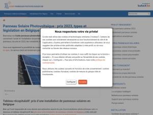 Guide Panneaux Photovoltaïques: le site d'informations sur  les panneaux solaires photovoltaïques