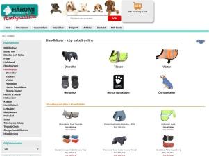 Hundkläder - Praktiska och funktionella kläder för hund