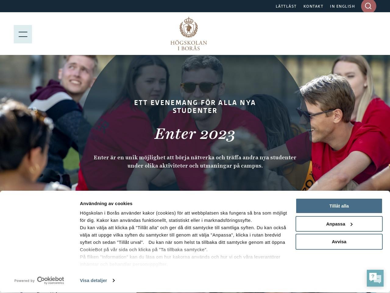 Stockholms Universitet - Forskning - Högskolan I Borås