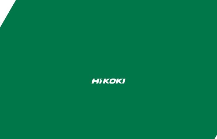 Screenshot of www.hikoki-powertools.jp