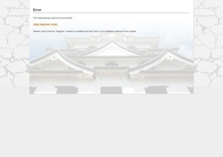 Screenshot of www.hikoneshi.com