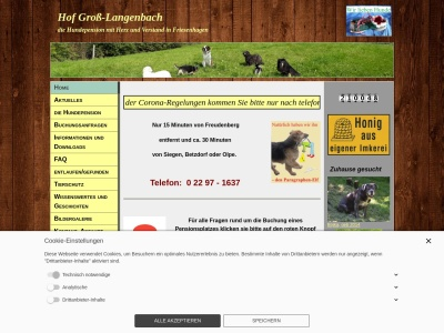 hundepension-berg.de