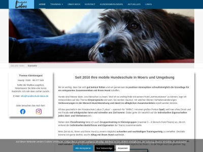 hundeschule-lobos.de