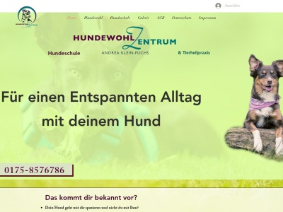 hundewohlzentrum.de