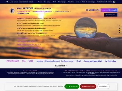 Hypnose thérapeutique Ericksonienne à Senlis, près de Chamant et Avilly-Saint-Léonard