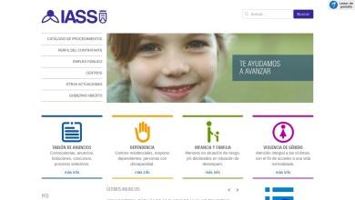 IASS - Instituto Insular de Atención Social y Sociosanitaria