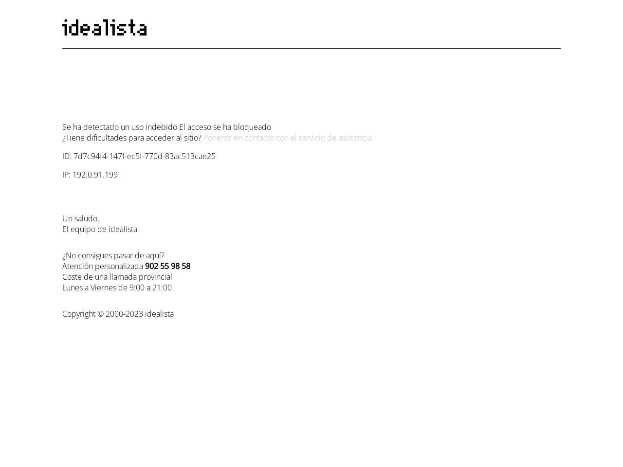 Captura de pantalla de www.idealista.com