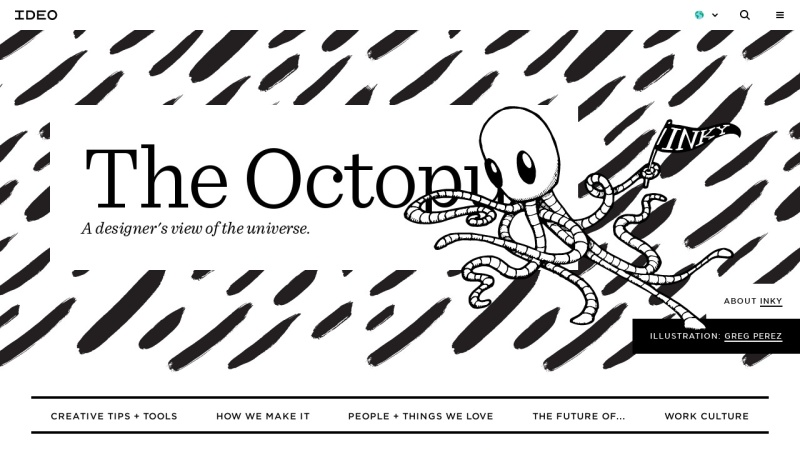The Octopus Screenshot