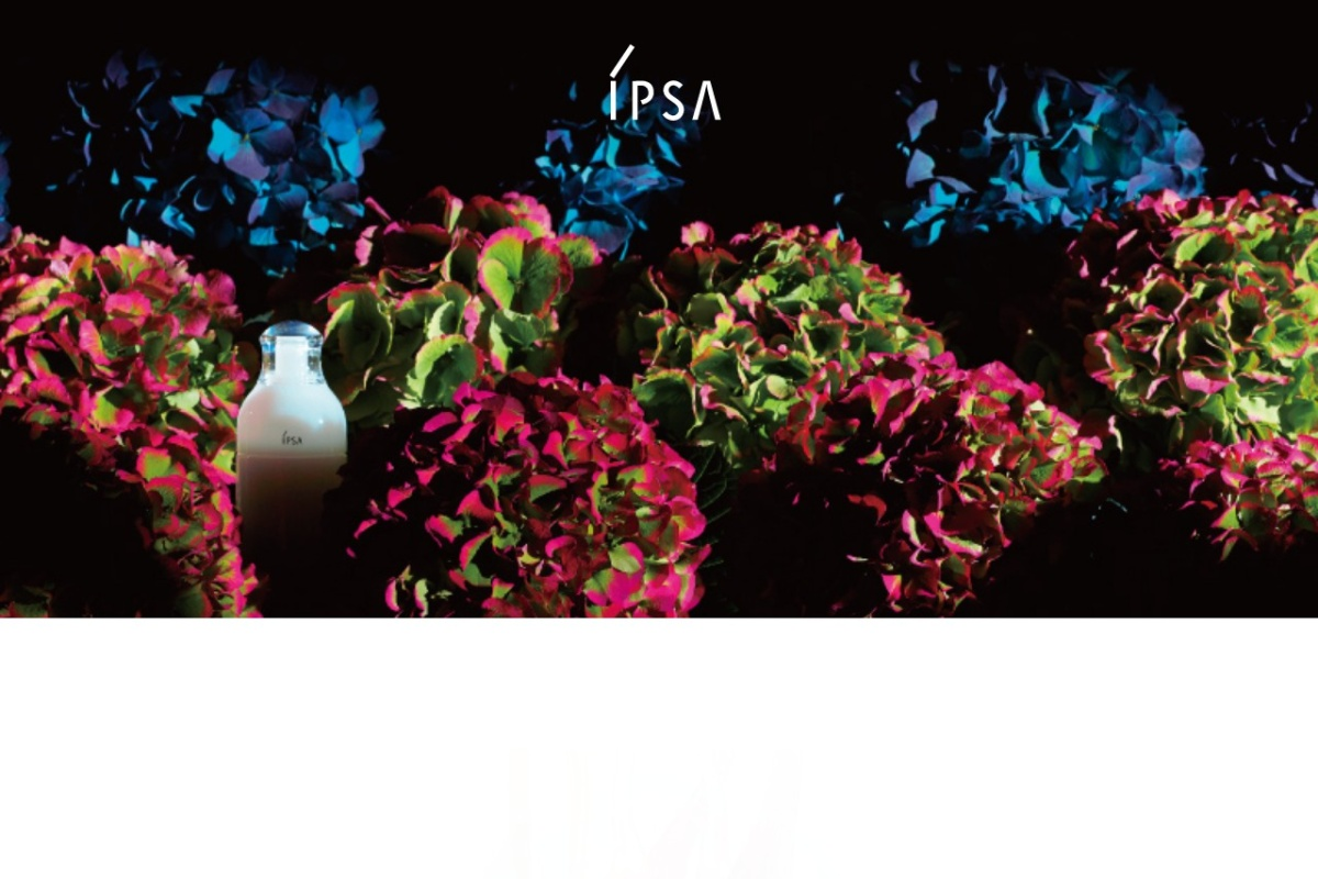 Screenshot of www.ipsa.co.jp