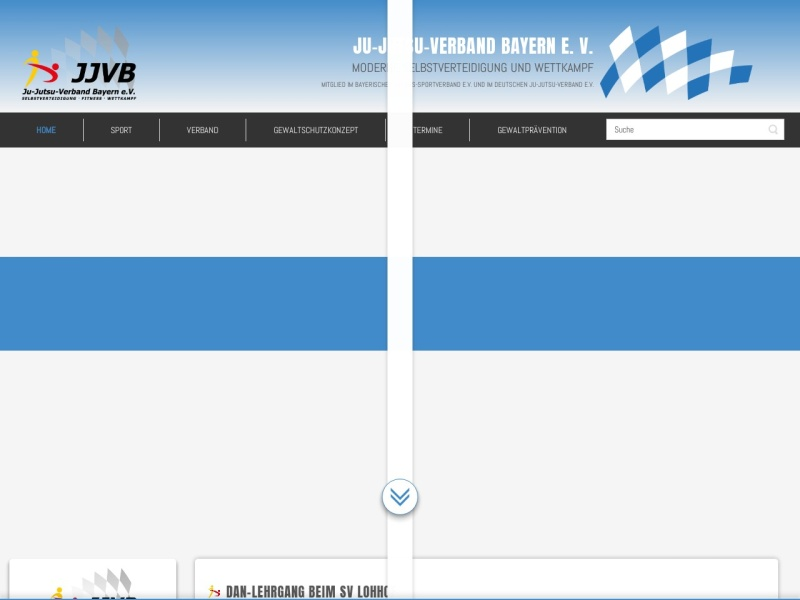 Screenshot of www.jjvb.de