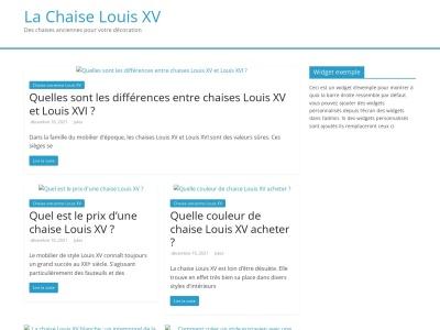 Découvrez le meuble intemporel qu'est la chaise Louis XV, ses caractéristiques, et des conseils pour décorer chez vous avec ce meuble