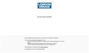 London Drugsウェブサイトサムネイル
