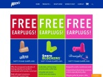 https://www.macksearplugs.com/free-earplugs-giveaway/
