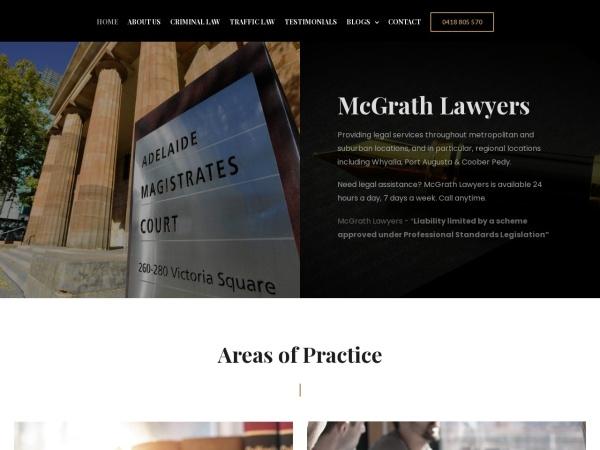 Mcgrath Lawyers
