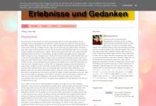 Screenshot of www.michaela-bodensee.de