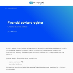 https://www.moneysmart.gov.au/investing/financial-advice/financial-advisers-register