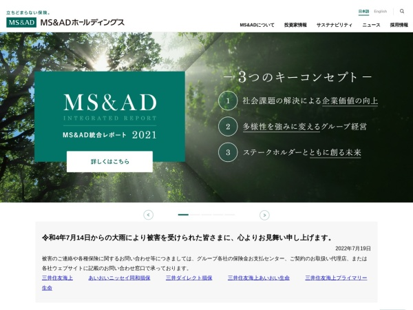 Screenshot of www.ms-ad-hd.com