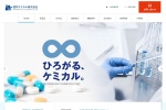 Screenshot of www.muro-chem.co.jp