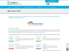 https://www.myliferaft.com/my-carers-card/%20%20