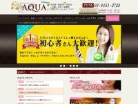 Screenshot of www.nakameguro-aqua.com