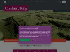 https://www.nationaltrust.org.uk/cissbury-ring