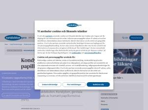 Kondylom (Genitalt papillomvirus) - Könsvårtor - NetdoktorPro