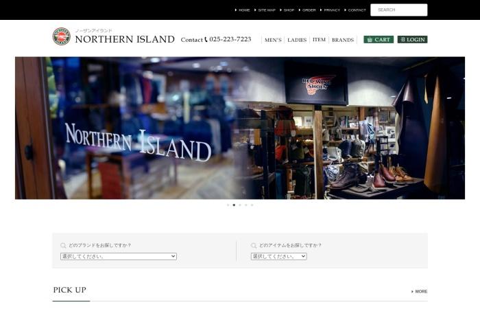 NORTHERN ISLAND