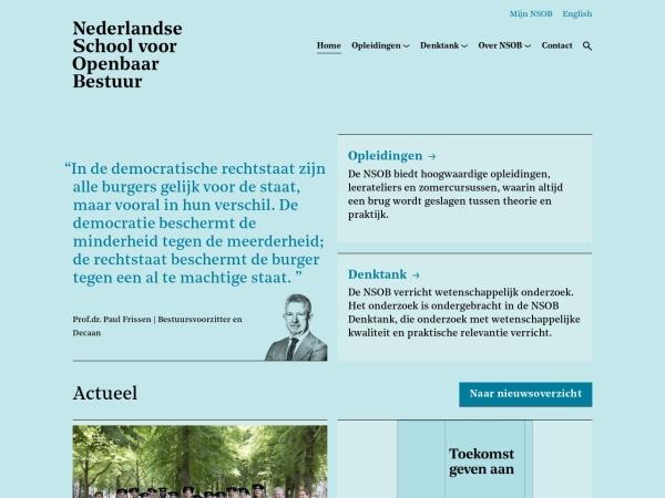 Nederlandse School voor Openbaar Bestuur
