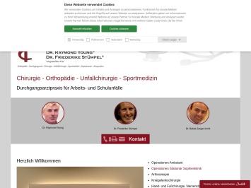 Screenshot von www.occ-hannover.de