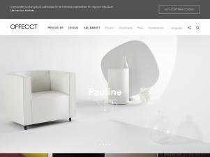 Designmöbler för hem, kontor och offentlig miljö - Vi är Offecct