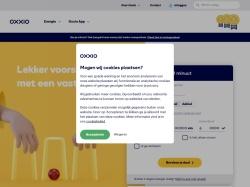 Ticketmaster cadeaubon t.w.v. €250,- bij 3 jaar Oxxio contract( alleen voor nieuwe klanten)