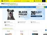 Pet Care Supplies Promo Codes