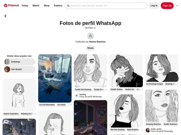 Captura de pantalla de www.pinterest.com.mx