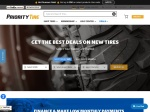PriorityTire coupons and coupon codes