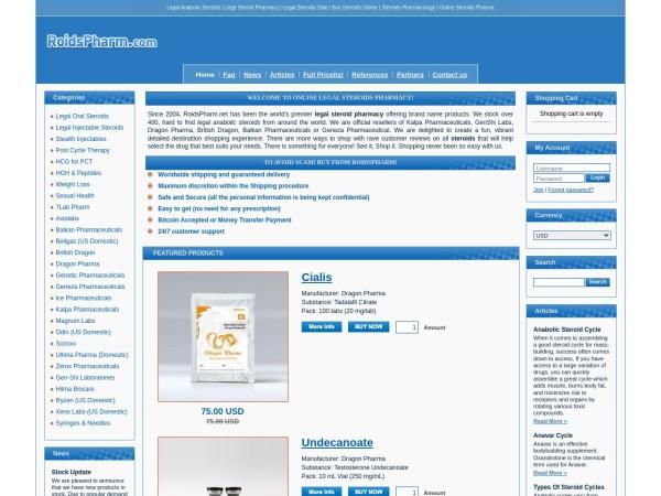 roidspharm.net