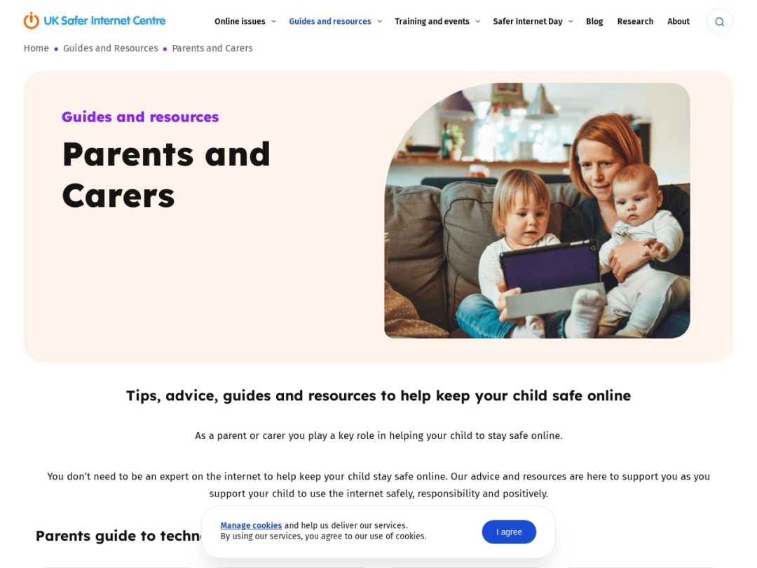 https://www.saferinternet.org.uk/advice-centre/parents-and-carers