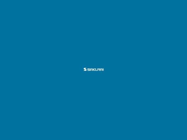 Screenshot of www.sakurai-net.co.jp