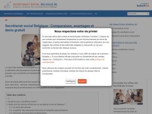 Découvrez à travers la présente plateforme de plus amples informations sur les secrétariats sociaux