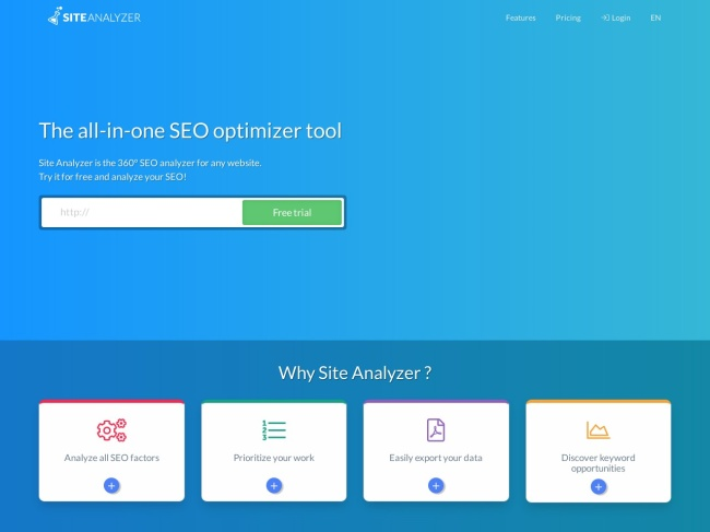 SITE-ANALYZAR