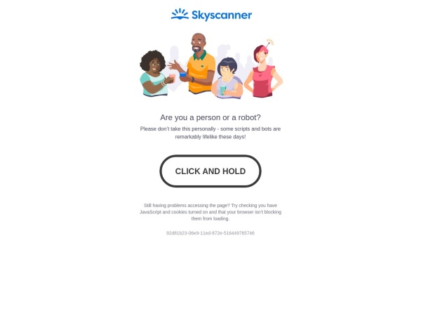 Site Skyscanner