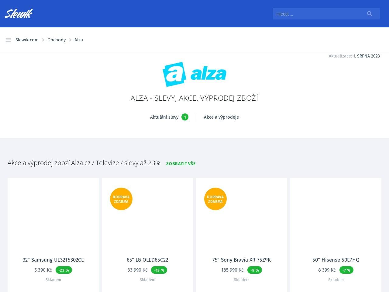 Alza (Zdroj: Wordpress.com)