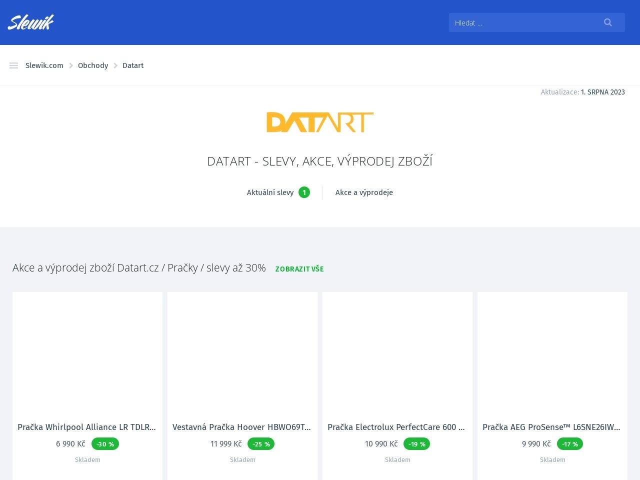 Datart (Zdroj: Wordpress.com)